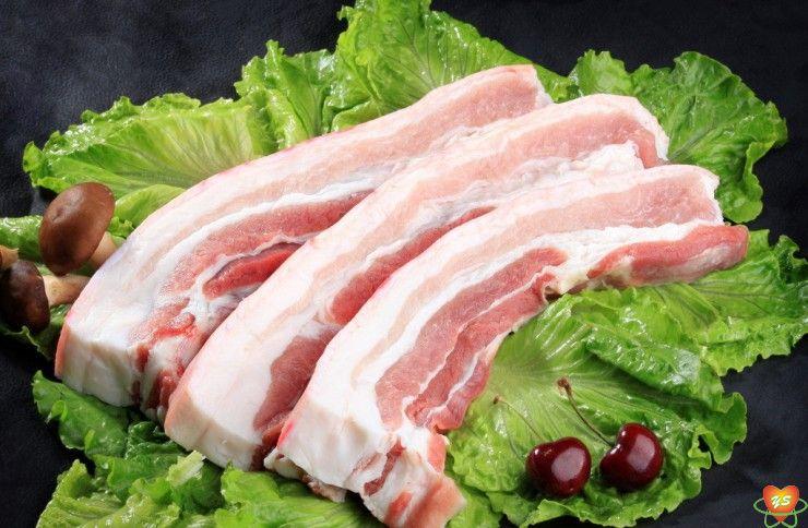 蔬菜配送-食材采購-三層肉