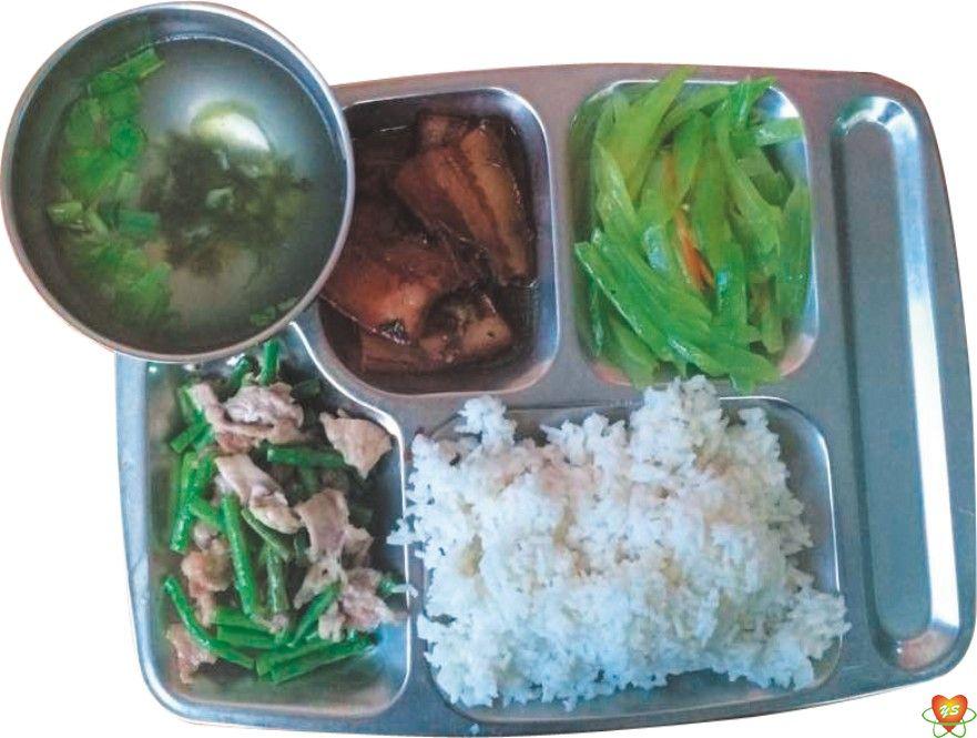 食堂承包-特色菜:三菜一汤